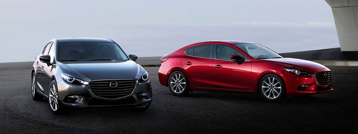 2017 Mazda3 Sport And Touring Exterior